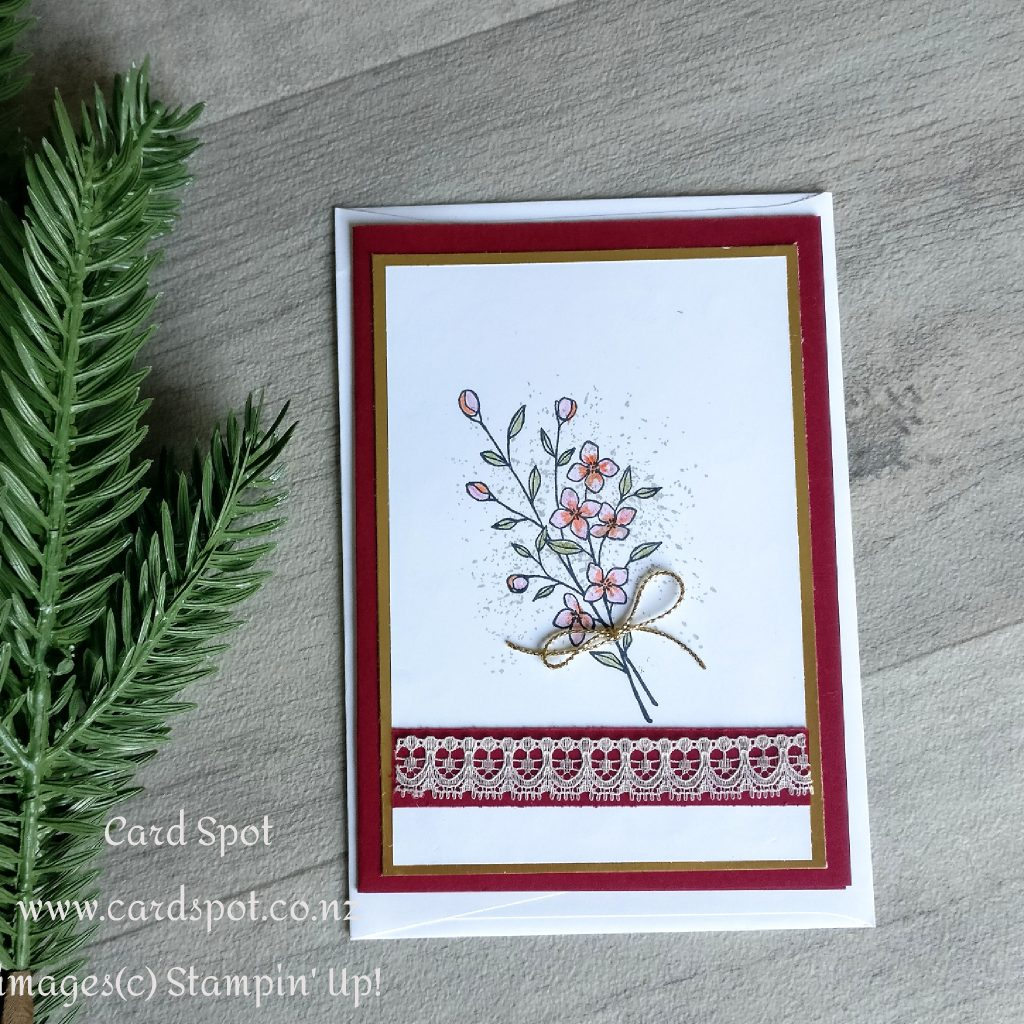 Card Making Class June Projects